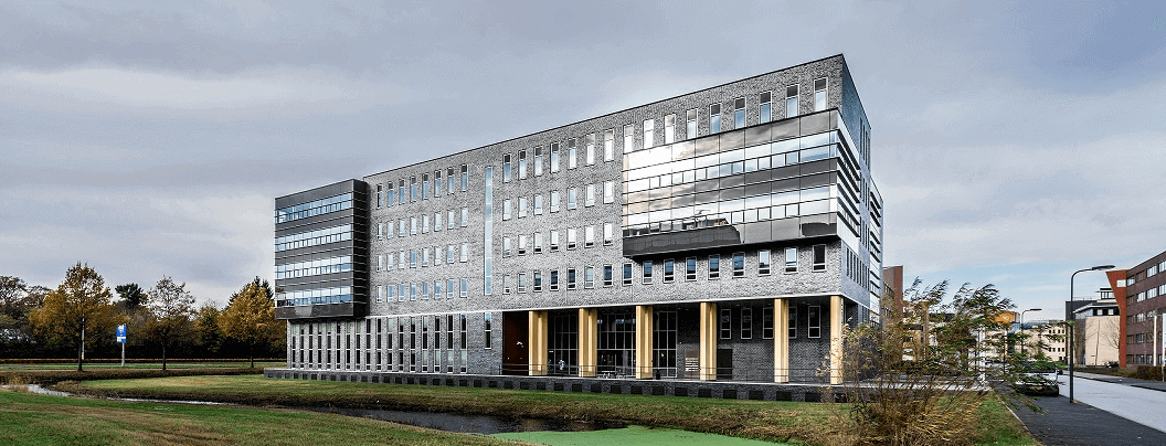 Head office building Ausnutria in Zwolle, The Netherlands
